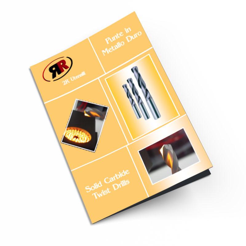 Catalogo Punte in metallo duro - 2R Utensili